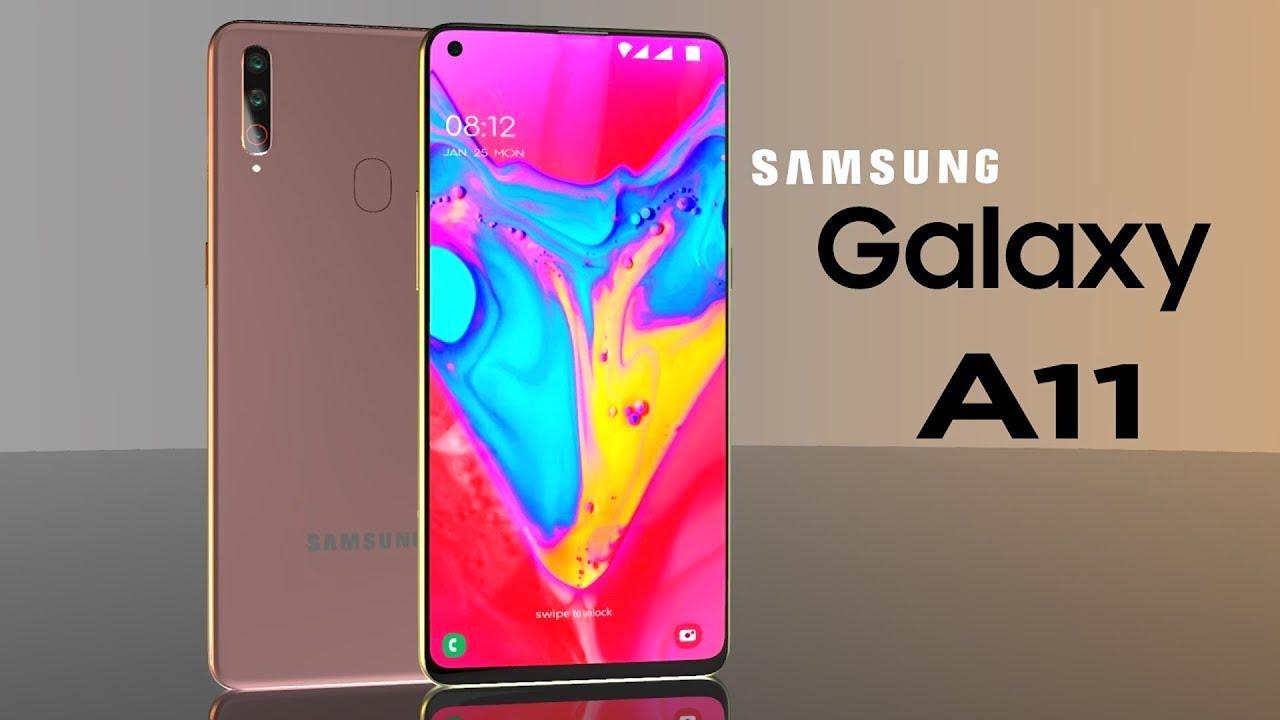 Обзор смартфона Samsung Galaxy A11 с основными характеристиками
