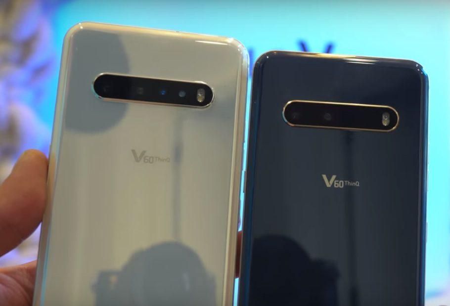 Обзор смартфона LG V60 ThinQ с основными характеристиками