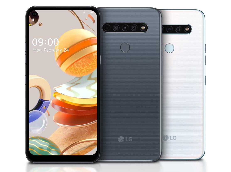 Обзор смартфона LG K61 с основными характеристиками