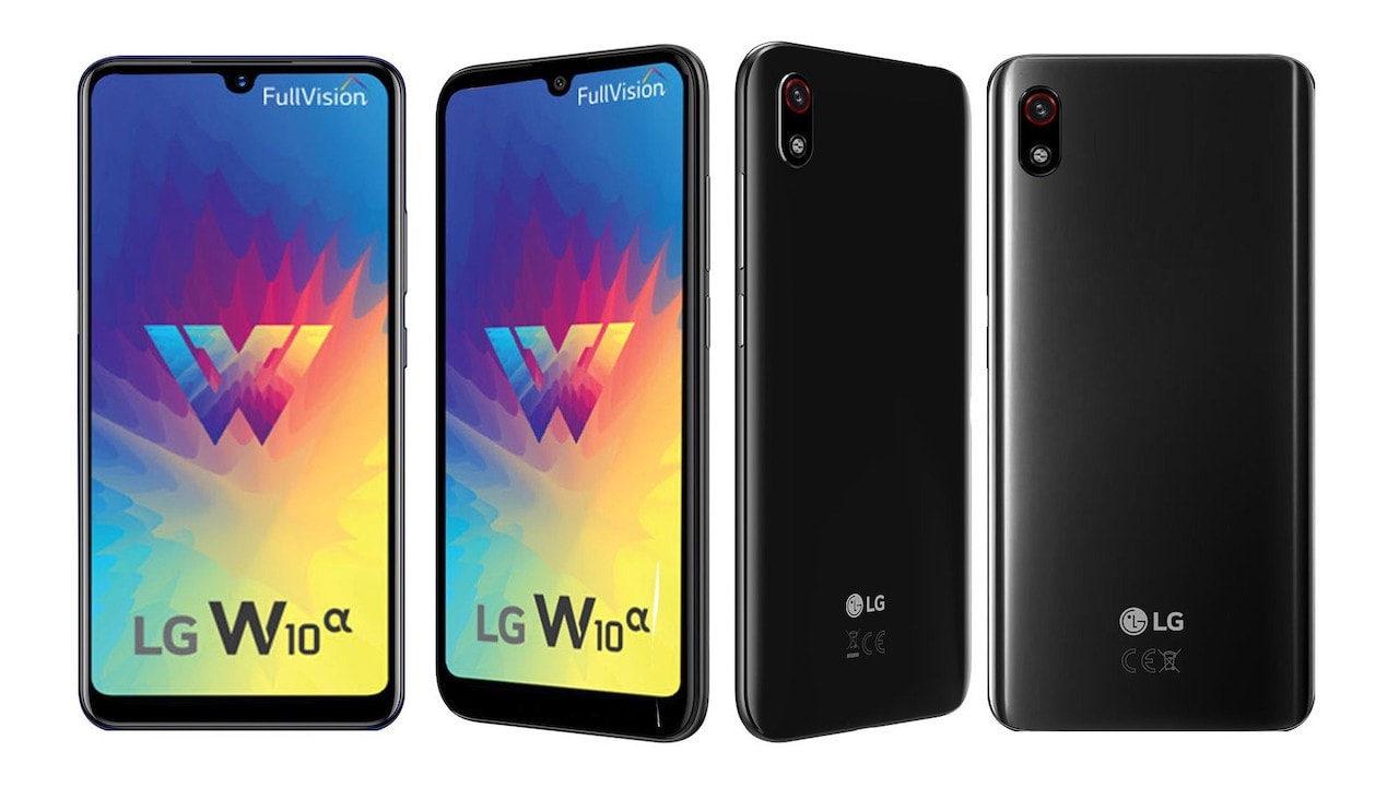 Обзор смартфона LG W10 Alpha с основными характеристиками