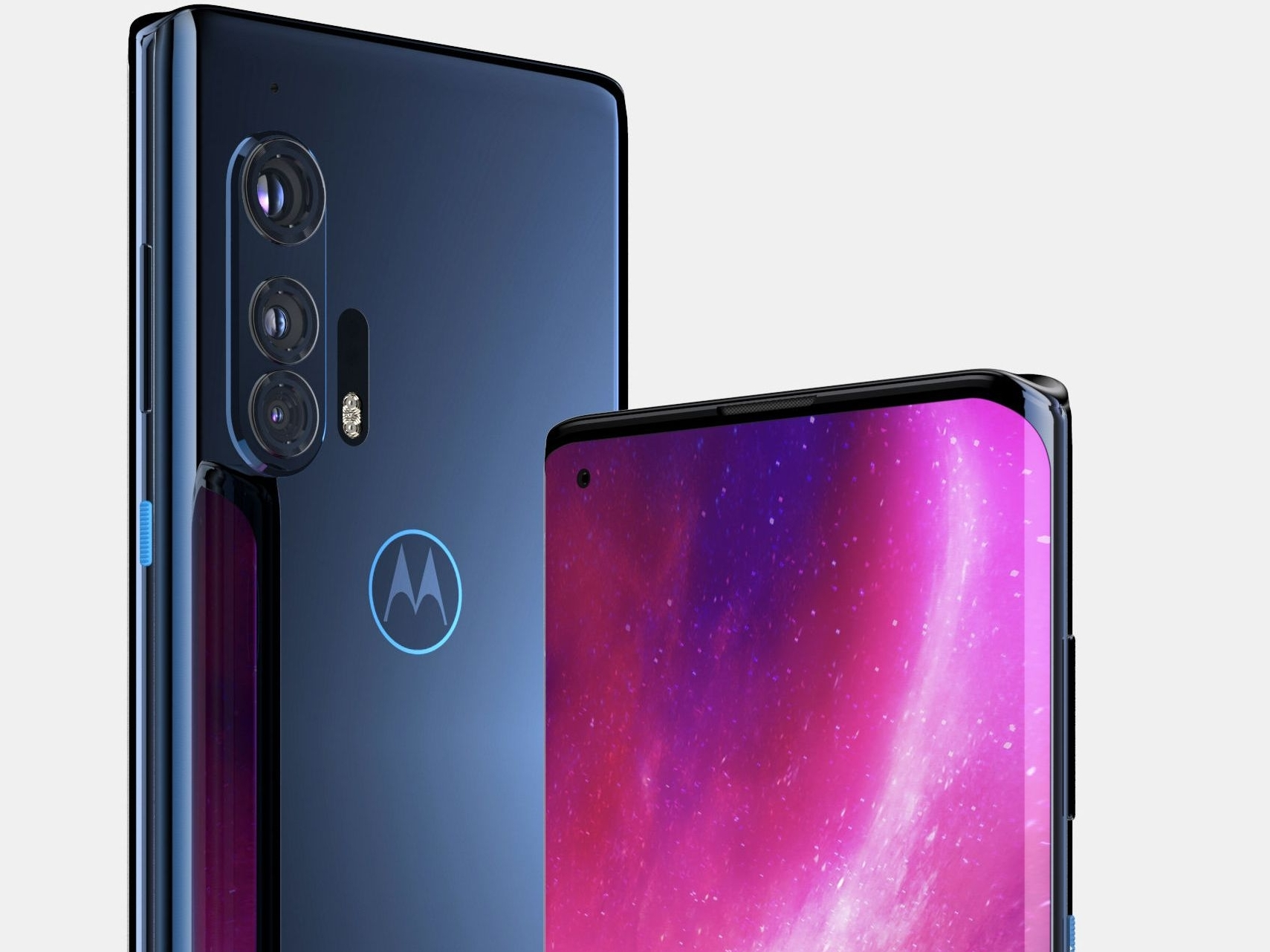 Обзор Motorola Edge+ с основными характеристиками