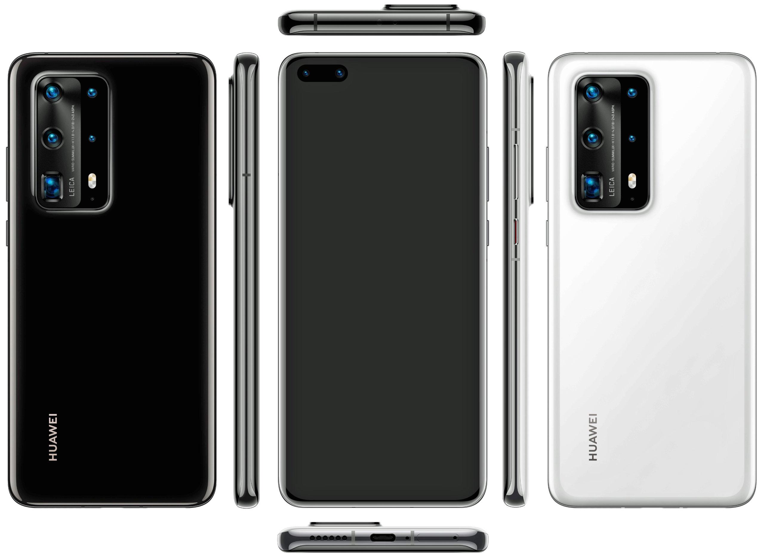 Обзор смартфона Huawei P40 Pro Premium с основными характеристиками