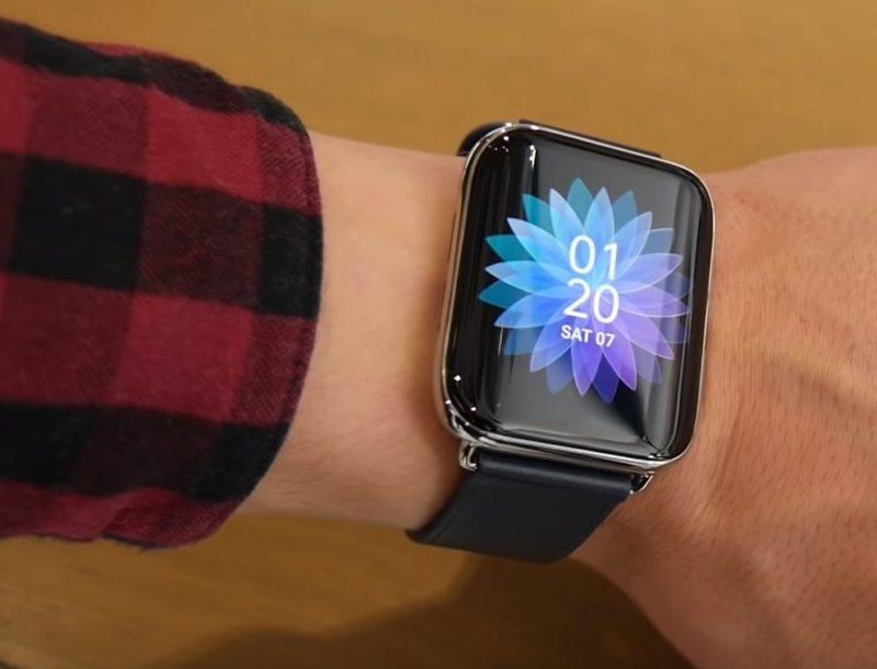 Обзор умных часов Oppo Watch с основными характеристиками