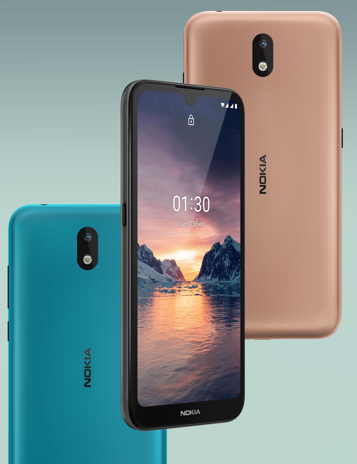 Обзор смартфона Nokia 1.3 с основными характеристиками