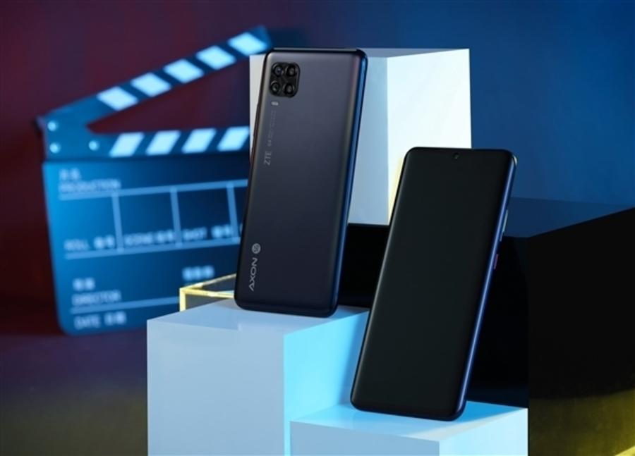 Обзор смартфона ZTE Axon 11 с основными характеристиками