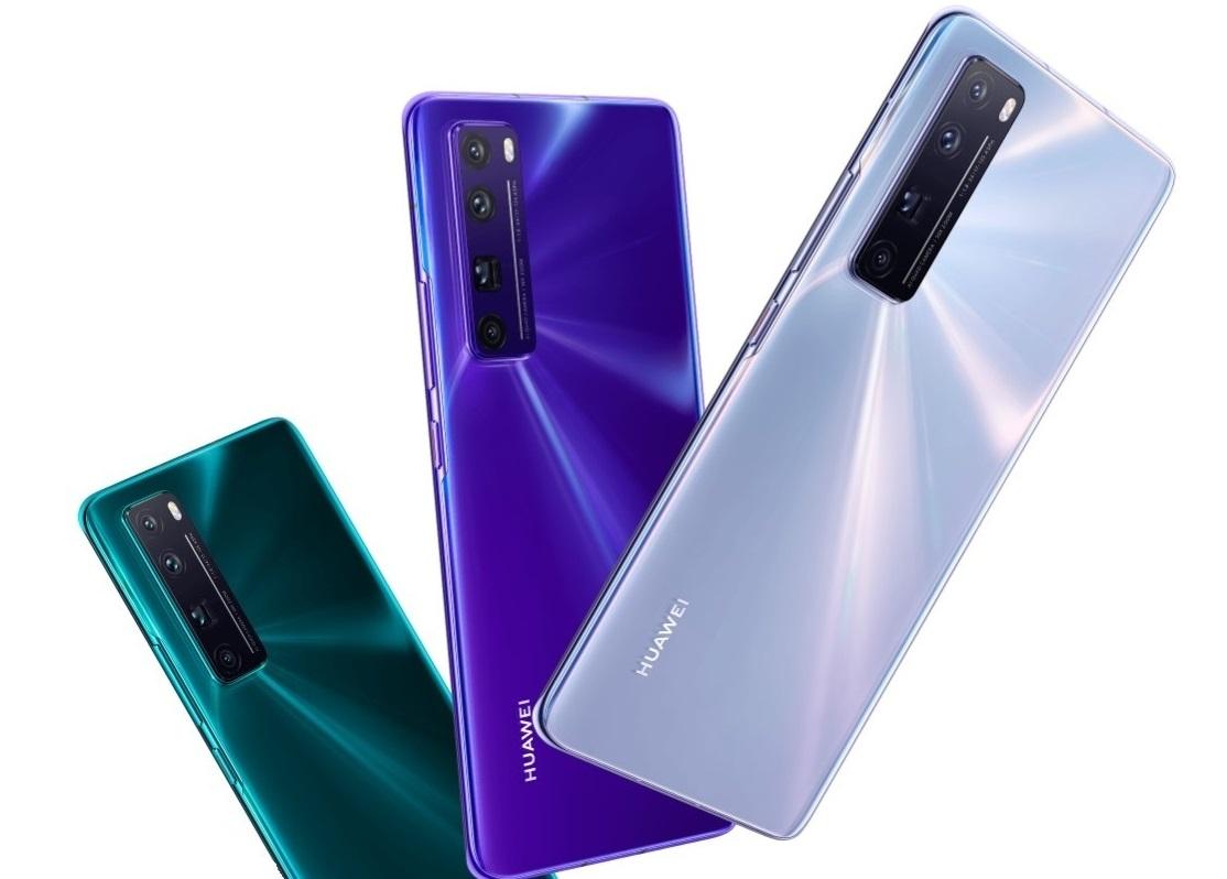 Обзор смартфонов Huawei nova 7, Huawei nova 7 SE и Pro