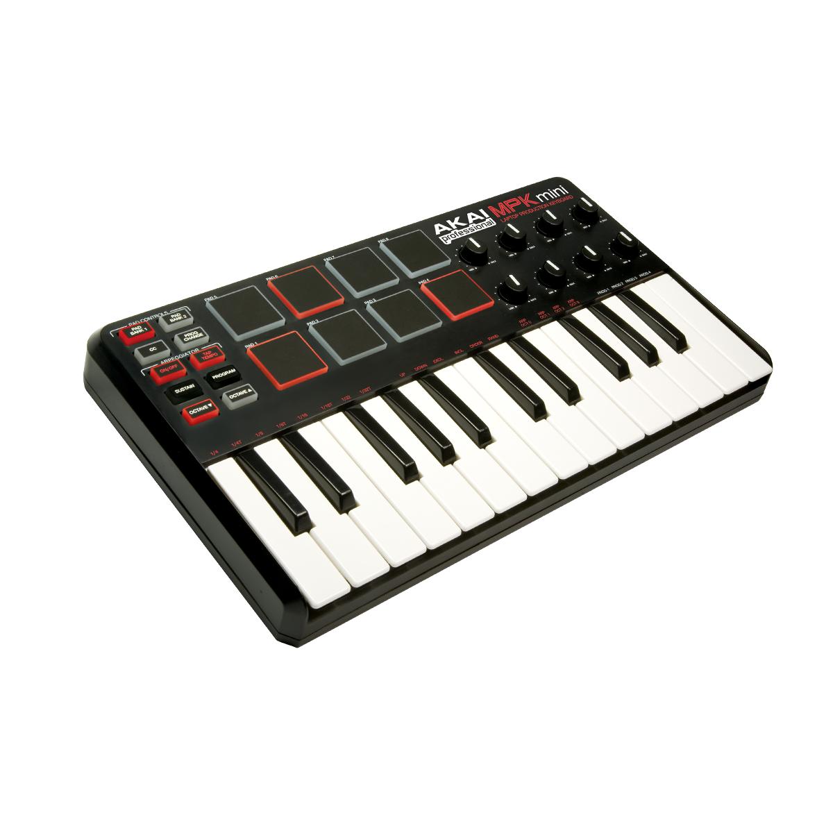 Лучшие MIDI — клавиатуры в 2020 году