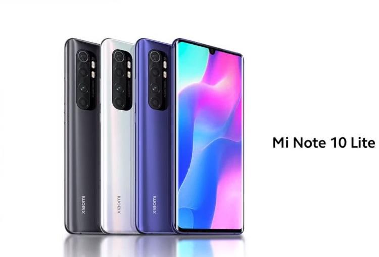 Обзор смартфона Xiaomi Mi Note 10 Lite с основными характеристиками