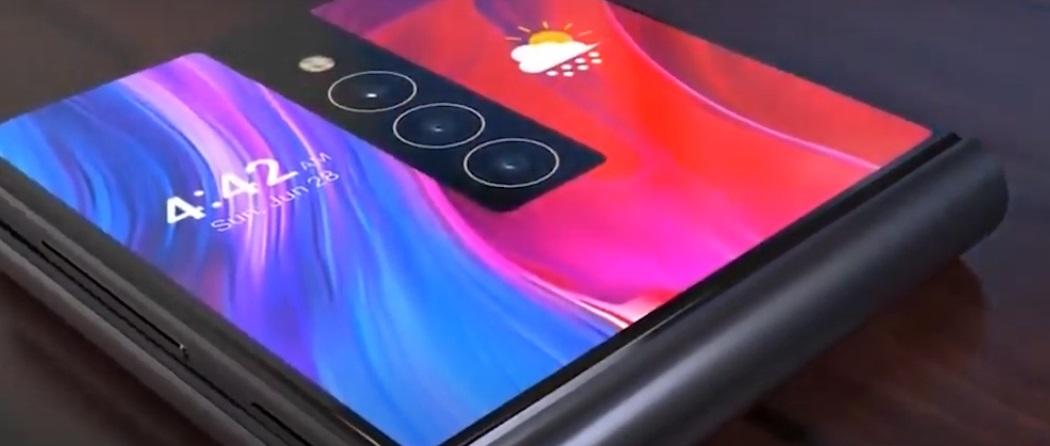 Обзор раскладного смартфона Galaxy Fold 2 с основными характеристиками