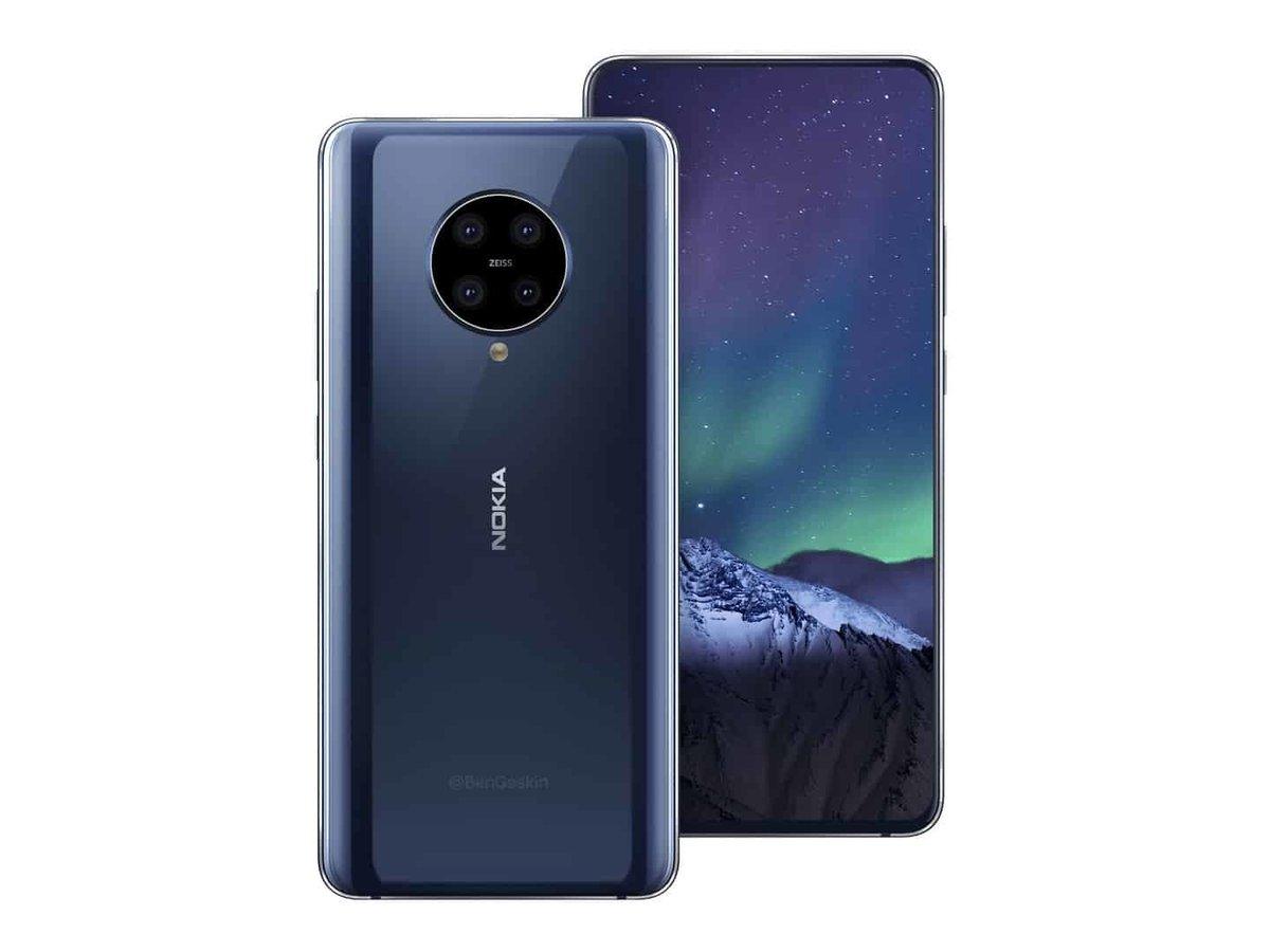 Обзор смартфона Nokia 9.3 PureView с основными характеристиками