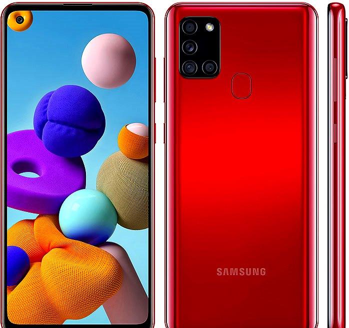 Обзор смартфона Samsung Galaxy A21s с основными характеристиками