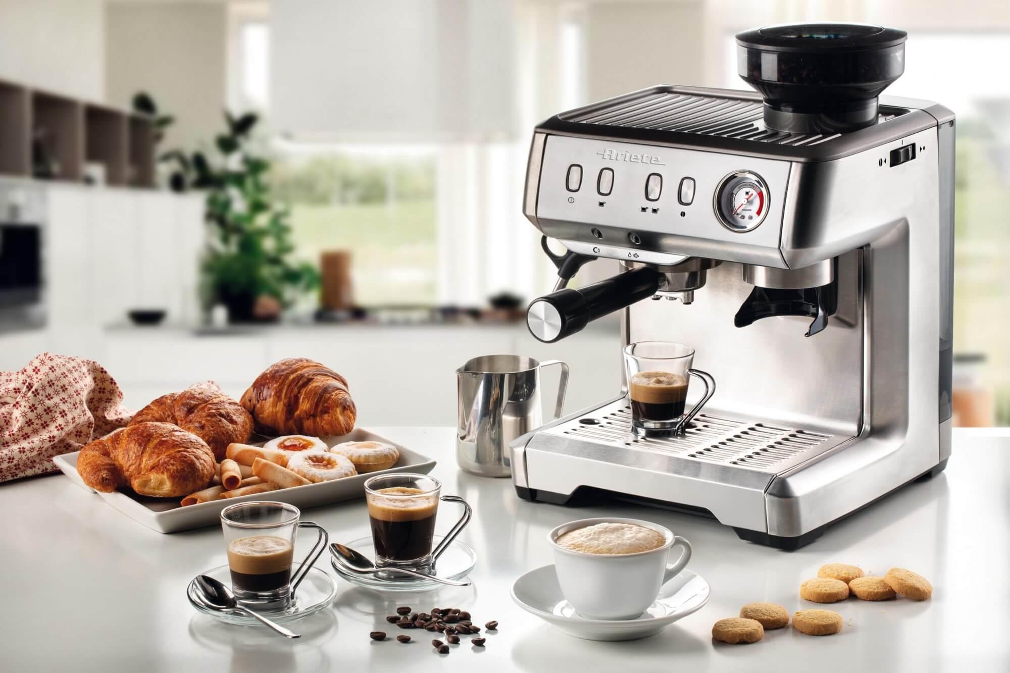 Рейтинг лучших рожковых кофеварок на 2021 год