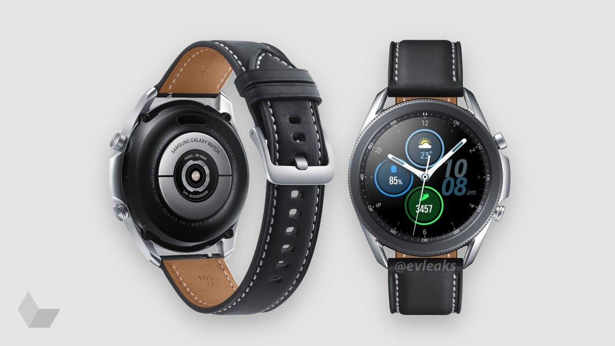Обзор смарт-часов Samsung Galaxy Watch 3 с достоинствами и недостатками