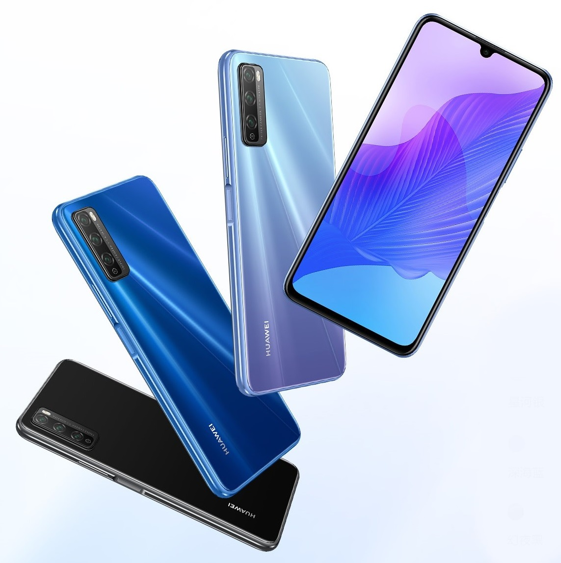 Обзор смартфона Huawei Enjoy 20 Pro с основными характеристиками