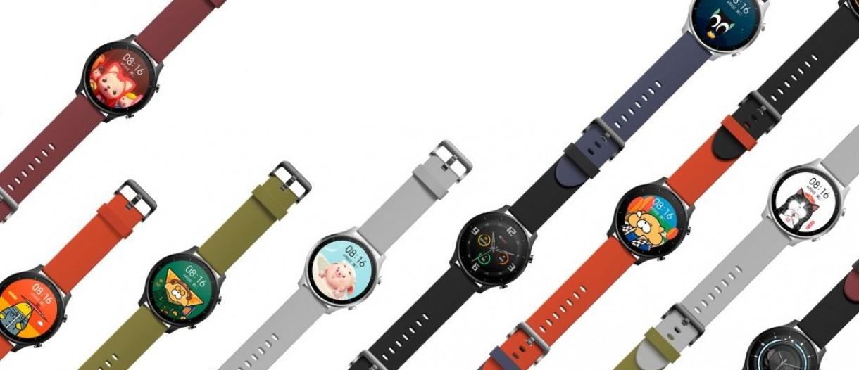 Умные часы Xiaomi Mi Watch Revolve с основными характеристиками