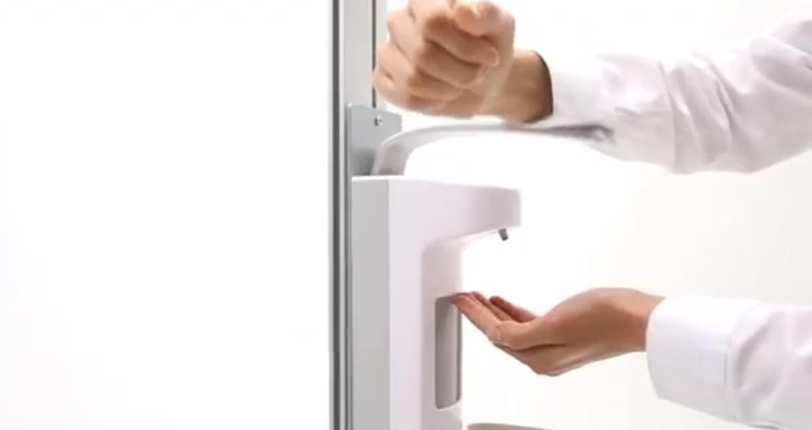 Рейтинг лучших стоек для дезинфекции рук на 2020 год
