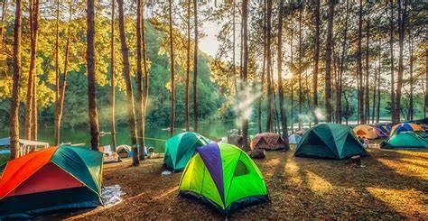 Лучшие автоматические палатки в 2021 году