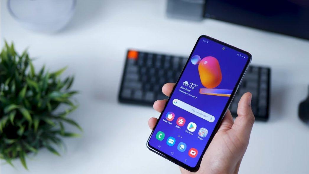 Обзор смартфона Samsung Galaxy M31s с основными характеристиками