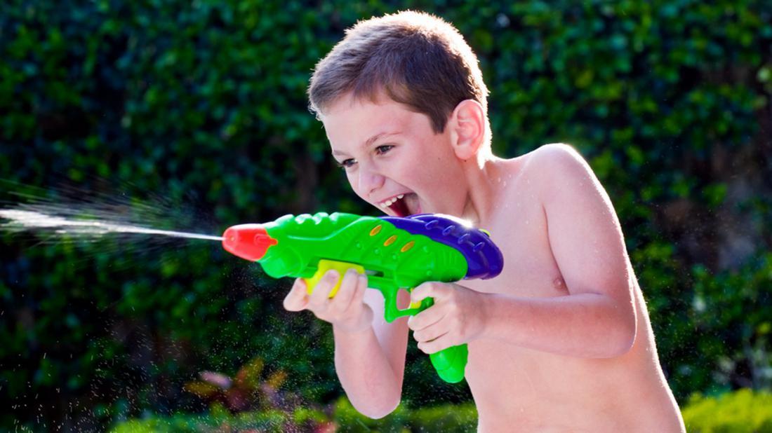 Рейтинг лучших водяных пистолетов для ребенка на 2020 год