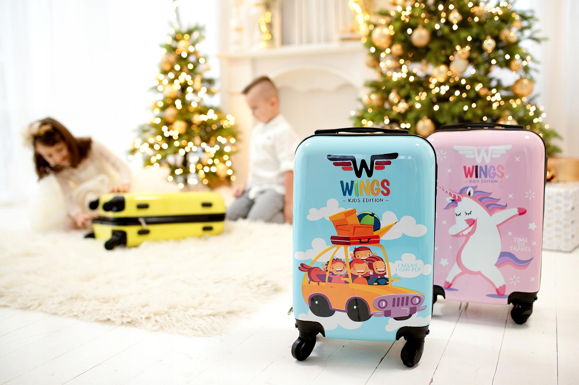 Рейтинг лучших детских чемоданов на колесиках на 2020 год