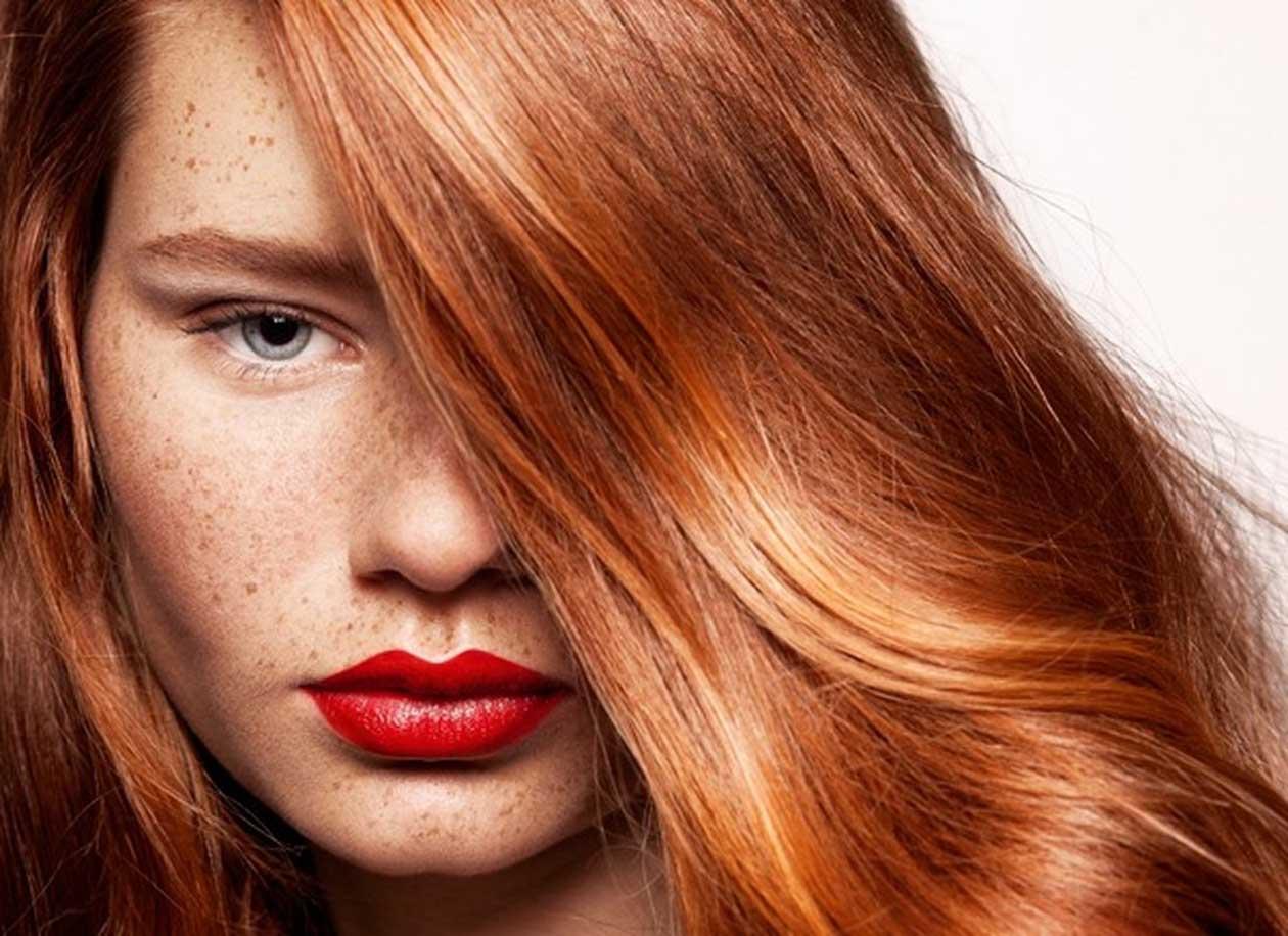 Рейтинг лучших рыжих красок для волос на 2021 год