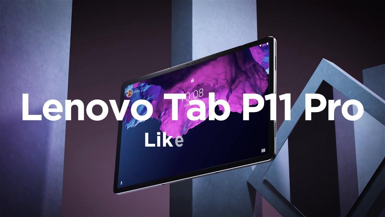 Обзор планшета Lenovo Tab P11 Pro с основными характеристиками