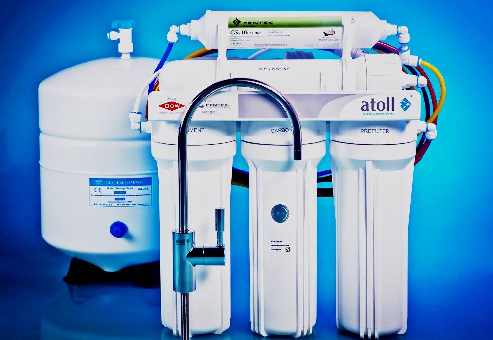 Рейтинг лучших фильтров для воды с обратным осмосом на 2020 год