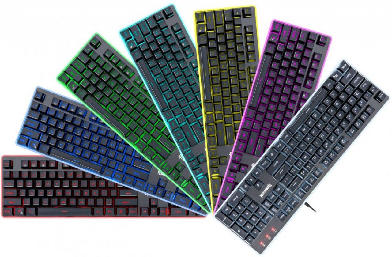 Рейтинг лучших бесшумных мембранных клавиатур на 2021 год