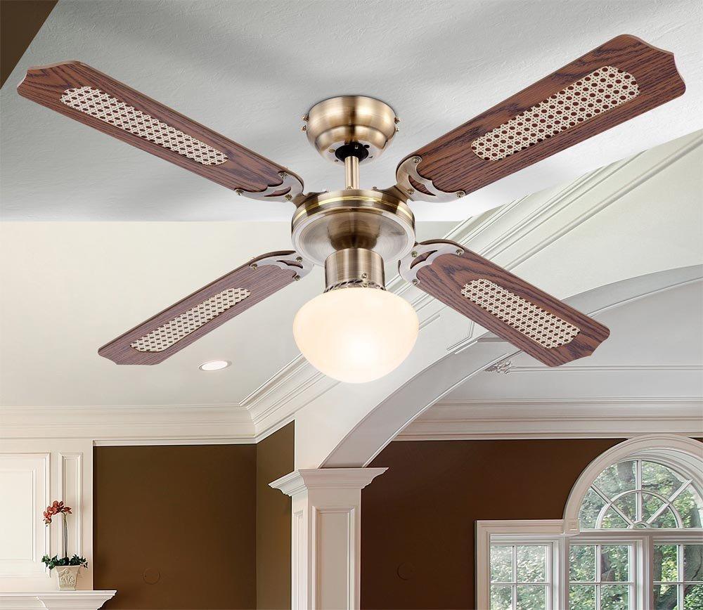 Рейтинг лучших потолочных вентиляторов на 2020 год