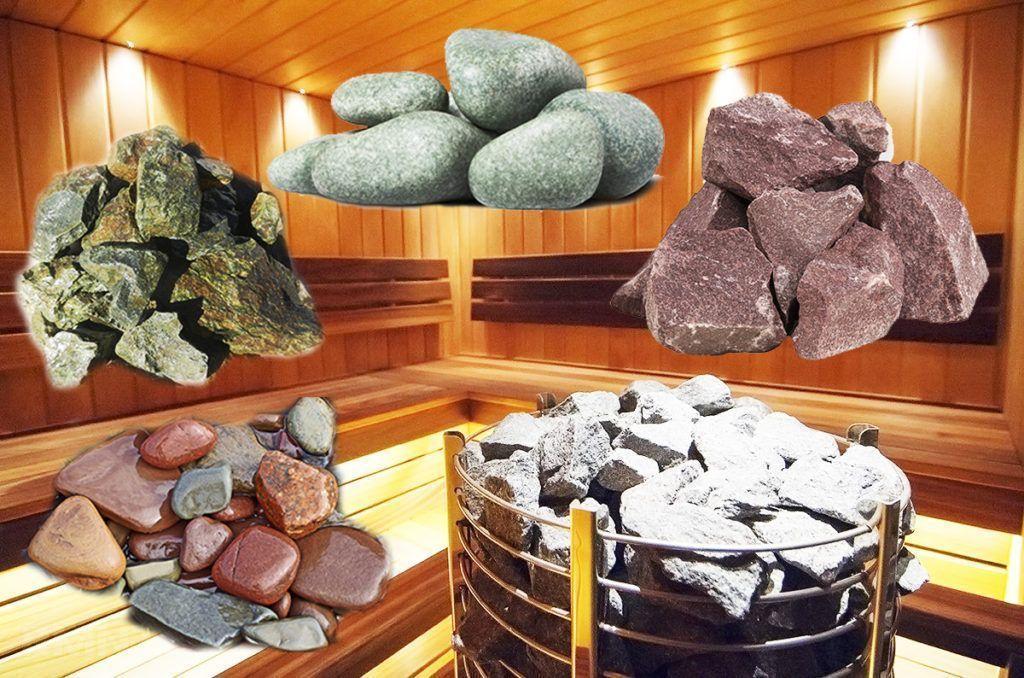 Рейтинг лучших камней для бани на 2021 год