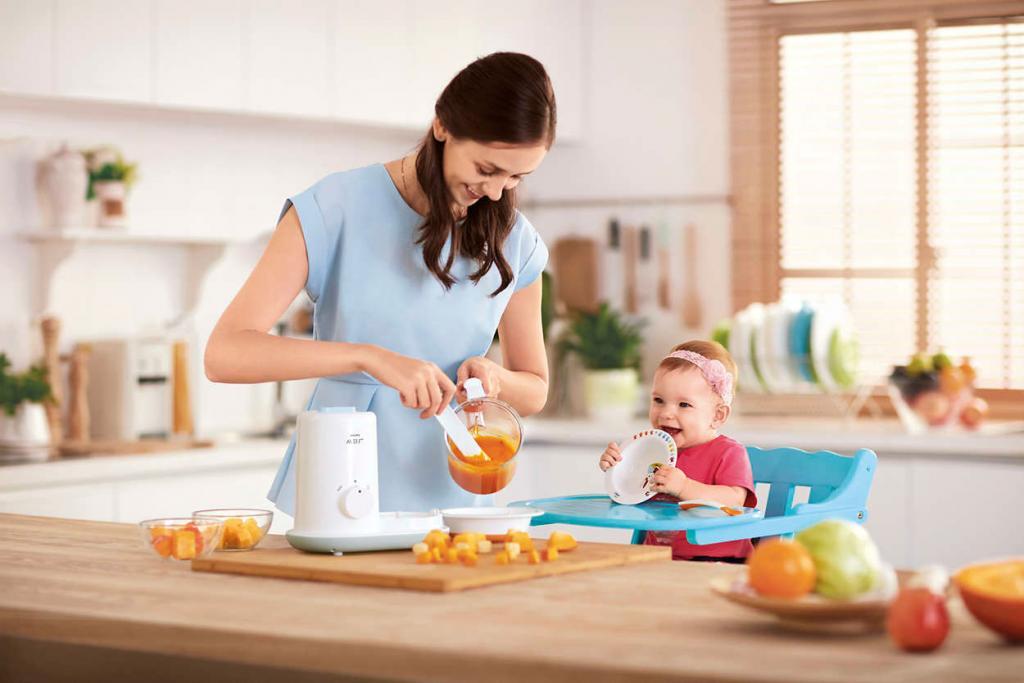 Рейтинг лучших блендеров для приготовления детского питания на 2021 год
