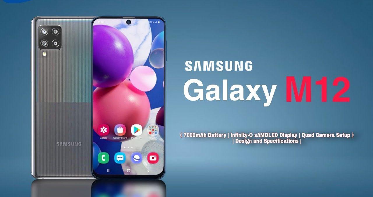 Обзор смартфона Samsung Galaxy M12 с основными характеристикам
