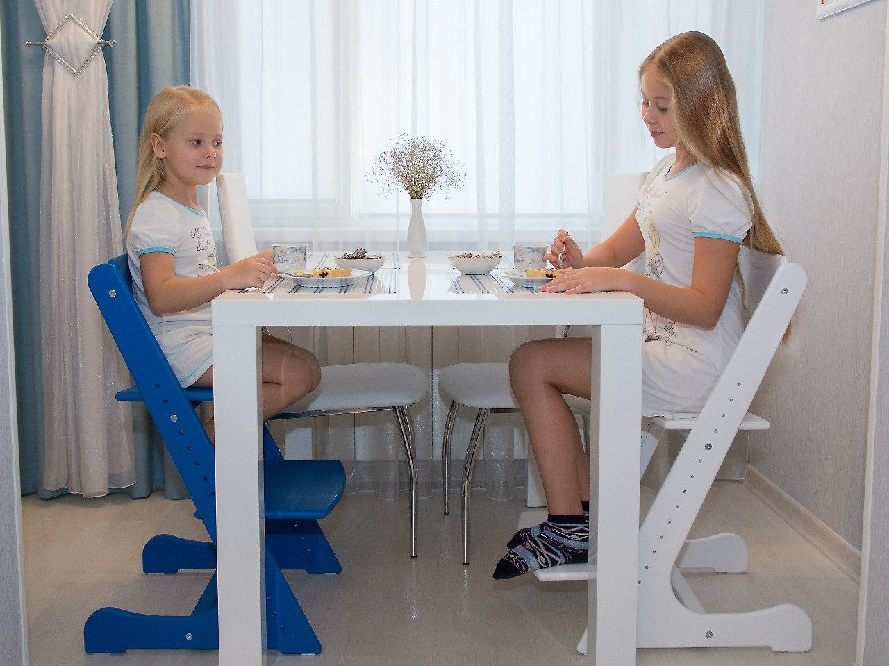 Рейтинг лучших растущих стульев для ребенка на 2021 год