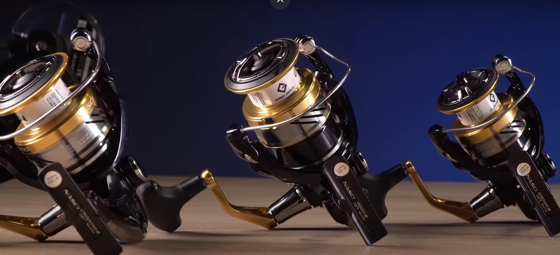 Рейтинг лучших катушек «Shimano» на 2021 год