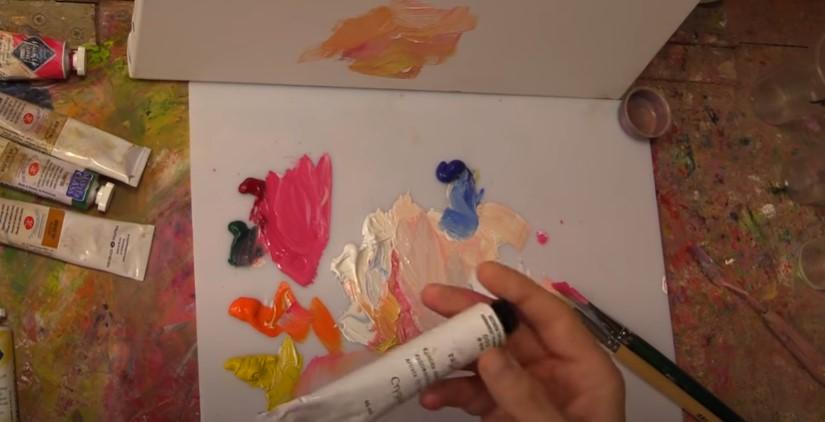 Рейтинг лучших масляных красок для живописи на 2021 год
