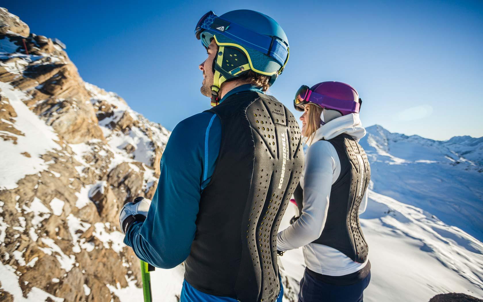 Рейтинг лучшей защитной экипировки для лыжников и сноубордистов на 2021 год