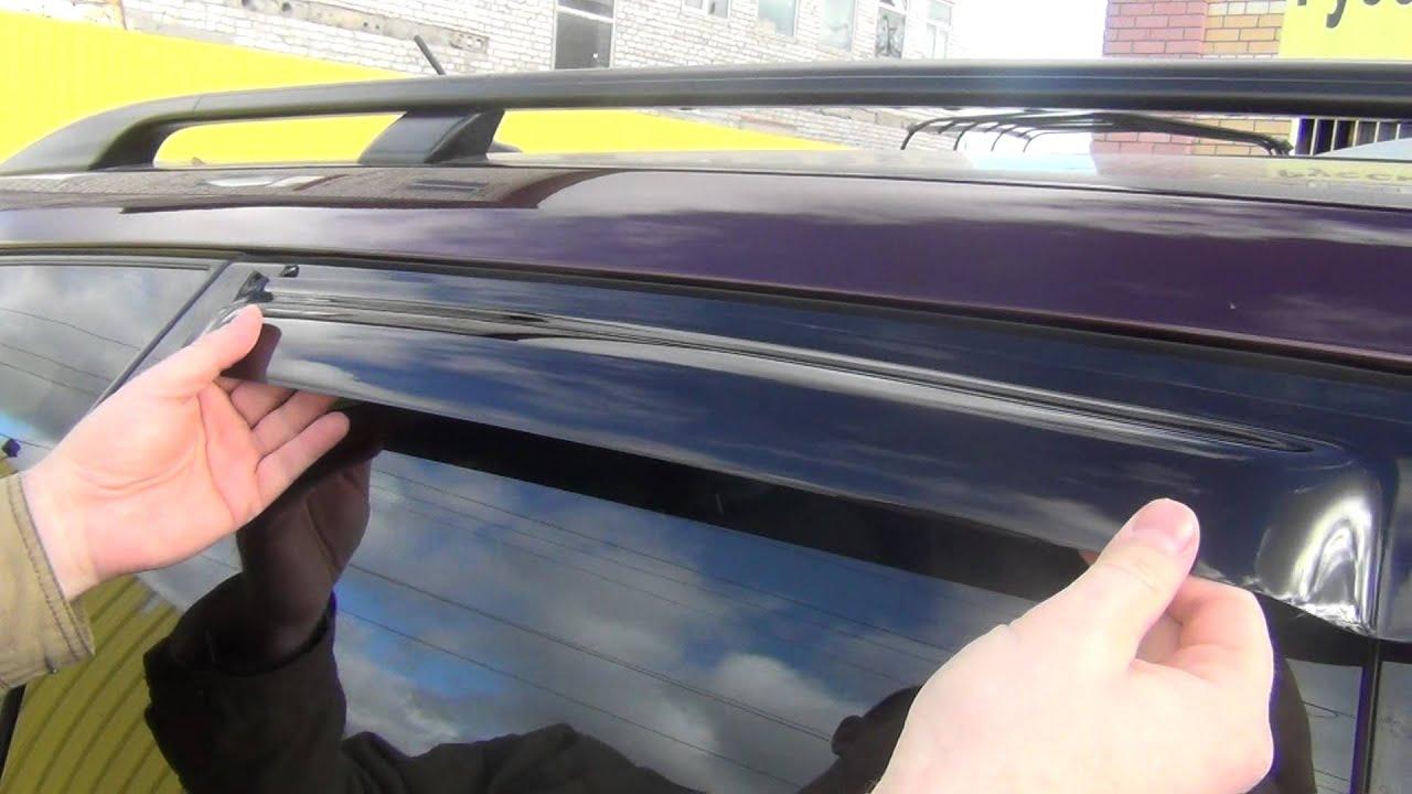 Рейтинг лучших автомобильных дефлекторов на 2021 год
