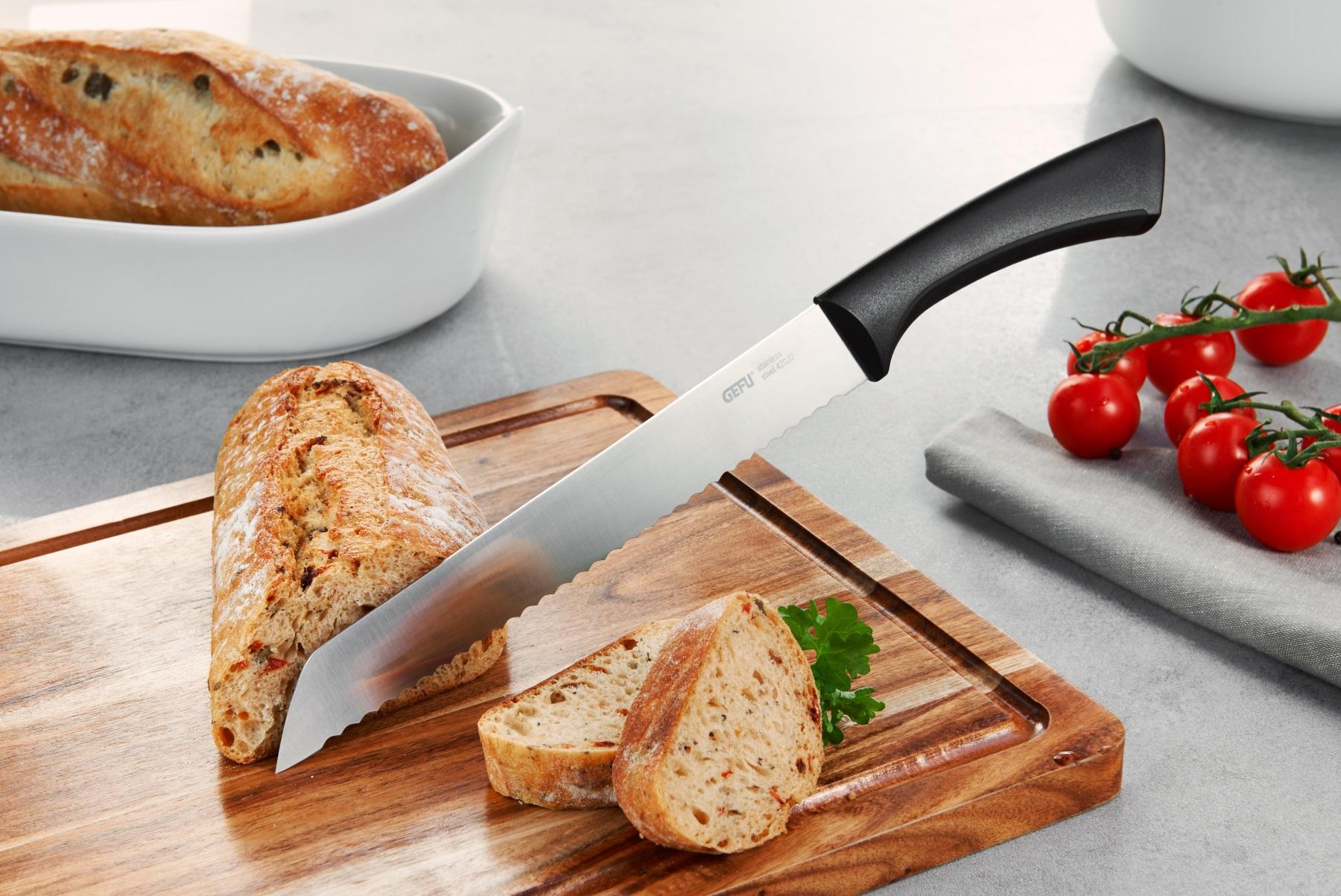 Рейтинг лучших хлебных ножей на 2021 год
