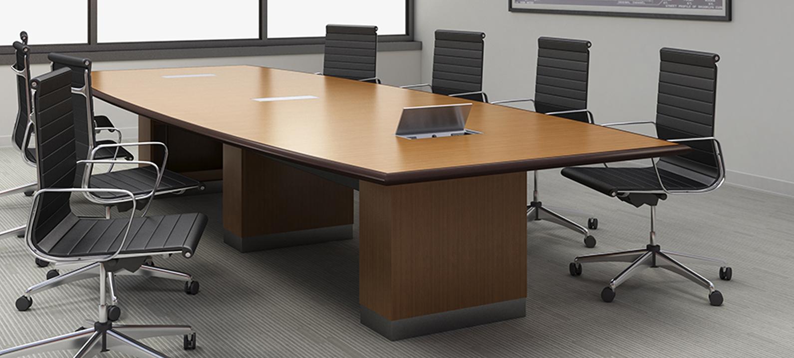 Лучшие офисные столы в 2021 году