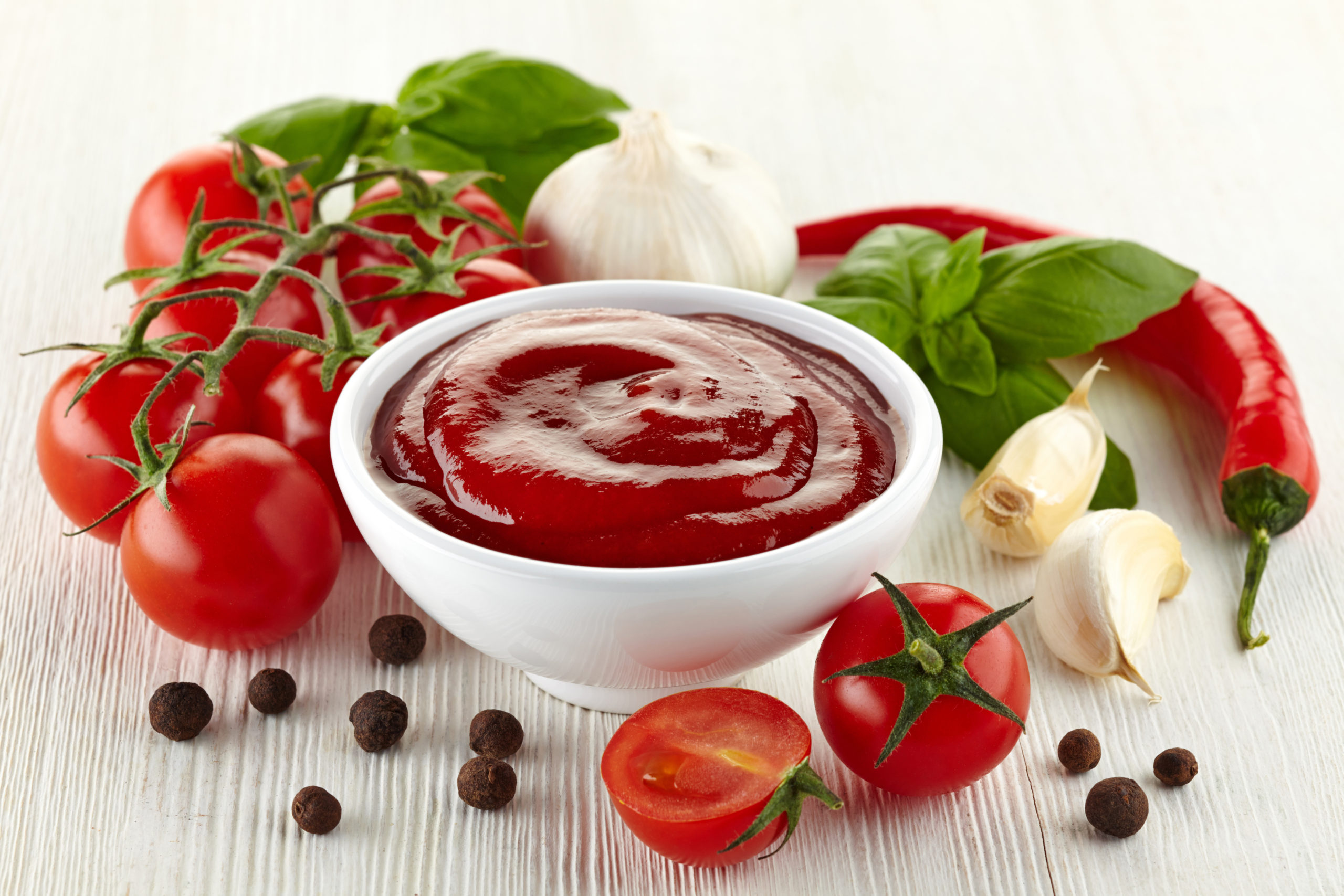 Рейтинг лучших томатных соусов на 2021 год