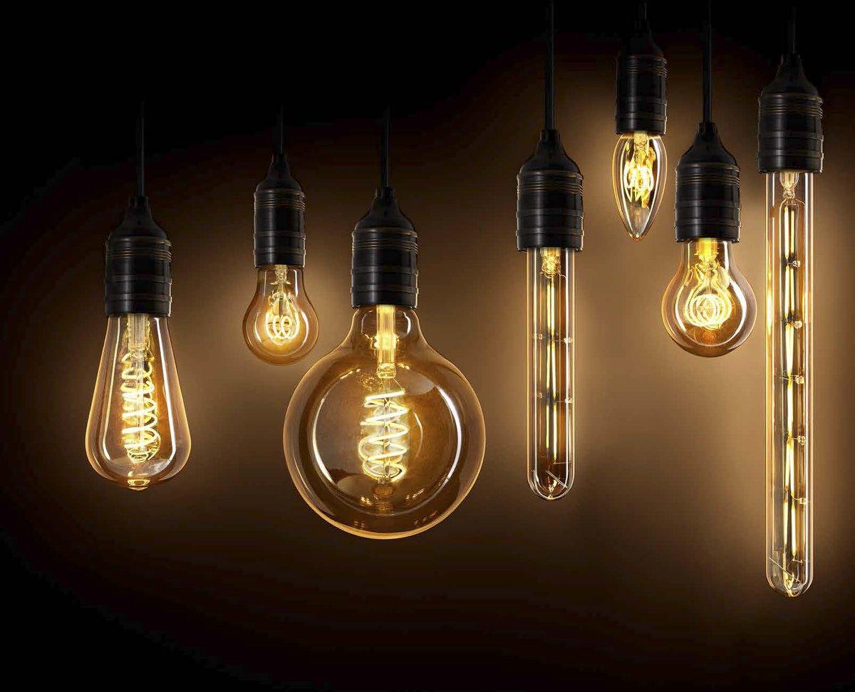 Рейтинг лучших прозрачных лампочек в стиле лофт на 2021 год