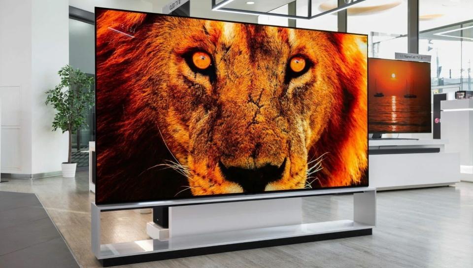 Рейтинг лучших OLED-телевизоров на 2021 год