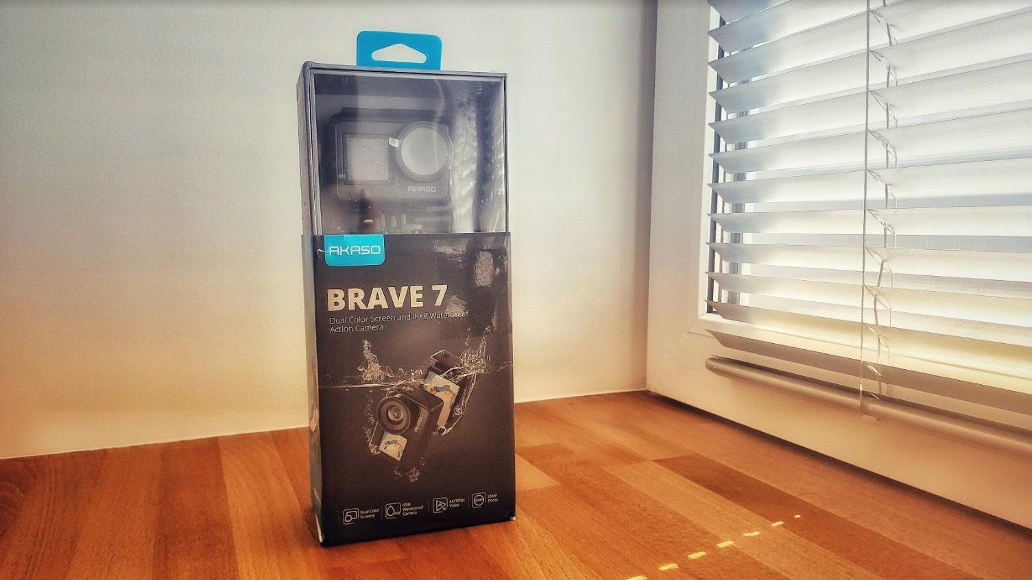 Добавьте в свою жизнь чуточку экшена! Обзор новой камеры Akaso Brave 7: достоинства и недостатки