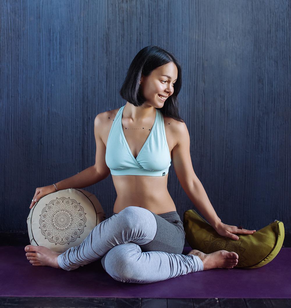 Рейтинг лучших подушек для медитации и йоги на 2021 год