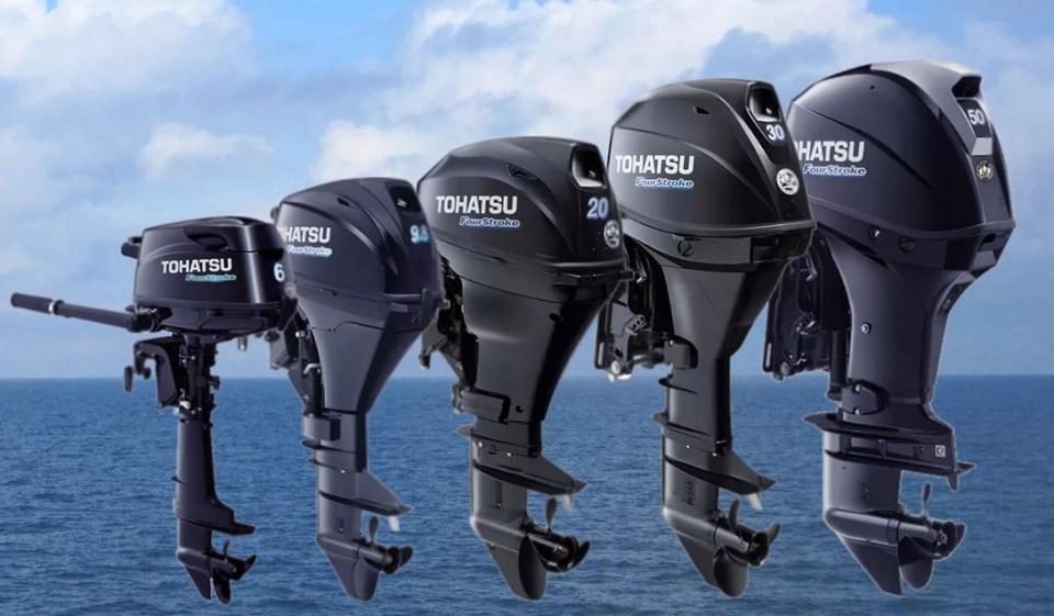 Рейтинг лучших лодочных моторов Tohatsu на 2021 год